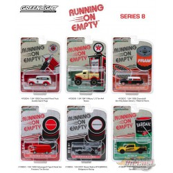 Running on Empty Series 8 Assortiment 1/64 Greenlight 41080  Passion Diecast