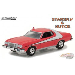 1976 Ford Gran Torino  Starsky and Hutch  Greenlight 1/64 44780 A