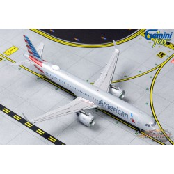 American Airlines Airbus A321neo N400AN  Gemini Jets 1/400 GJAAL1850 Passion diecast
