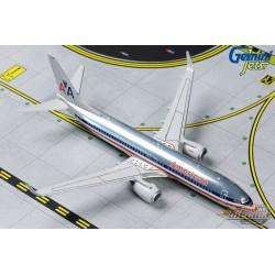 American Airlines Boeing 737-800 N921NN  Polished Retro  Gemini 1/400 GJAAL1802  Passion Diecast