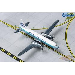 North Central Convair CV-580 N2041  GEMINI JETS 1/400  GJNOR1162 Passion Diecast