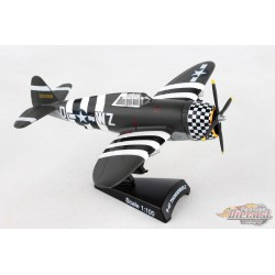 REPUBLIC  P-47 THUNDERBOLT SNAFU  POSTAGE STAMP 1/100  PS5359-3  Passion Diecast