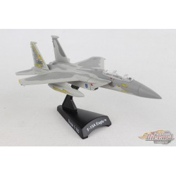 McDonnell Douglas F-15 FIGHTER INTERCEPTOR SQN  POSTAGE STAMP 1/150 PS5385-4  Passion Diecast