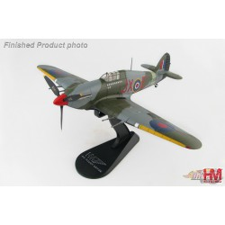 Hawker Hurricane Mk II RAF BBMF, PZ865 Night Reaper Hobby Master1/48  HA8652  Passion Diecast