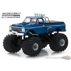 Kings of Crunch series 2  Assortment greenlight 49020 1-64 Passion Diecast