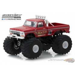 Walking Tall - 1979 Ford F-250 Monster Truck   Kings of Crunch series 2 greenlight 1-64  49020 E