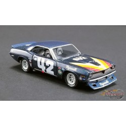 PLYMOUTH TRANS AM BARRACUDA 1970- SWEDE SAVAGE no 42   ACME 1-64  51264  Passion DiecastWEDE SAVAGE no 42   ACME 1-64  51264