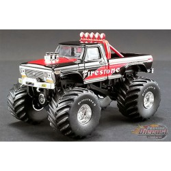 FORD F-250 1974  MONSTER TRUCK  - FIRESTONE -  ACME EXCLUSIVE 1-64  51272  Passion Diecast