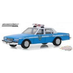 1990 Chevrolet Caprice - Service de police de New York (NYPD)  1-64 greenlight 42890 C  Passion Diecast