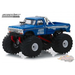 Above N Beyond - 1978 Ford F-250 Monster Truck  Kings of Crunch  serie 4 greenlight   1-64 - 49040 C Passion Diecast