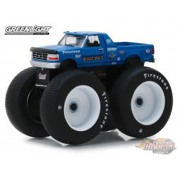 Bigfoot no 5 - 1996 Ford F-250 Monster Truck  Kings of Crunch  serie 4 greenlight   1-64 - 49040 E  Passion Diecast