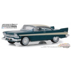 1957 Plymouth Fury - Busted Knuckle Graage Gas & Oils - Busted Knuckle Garage  1   Greenlight 1-64 - 39010 C Passion Diecast