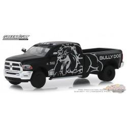 Bully Dog - 2018 Ram 3500  Dually Drivers Series 1   greenlight 1-64 - 46010 E