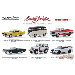 "Barrett-Jackson ""Scottsdale Edition"" Series 4  Assortiment 1-64  greenlight 37180 Passion Diecast"
