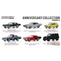 Anniversary Collection Series 9  Assortment  1-64 greenlight 28000 Passion Diecast