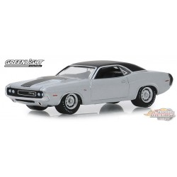 1970 Dodge HEMI Challenger R/T - 426 HEMI 50 Years  Anniversary Collection Series 9  greenlight   1-64 - 28000 B Passion Diecast