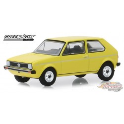1974 Volkswagen Golf Mk1   Anniversary Collection Series 9    greenlight  1-64 - 28000 C Passion Diecast