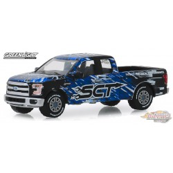 2017 Ford F-150 - SCT, Derive Systems  -  (Hobby Exclusive) 1/64 Greenlight 30091 Passion Diecast