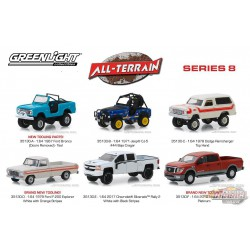 All-Terrain Series 8  Assortment  1-64 greenlight 35130 Passion Diecast