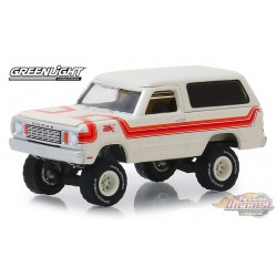 1978 Dodge Ramcharger Top Hand Edition   All-Terrain Series 8   1-64 greenlight 35130 C  Passion Diecast