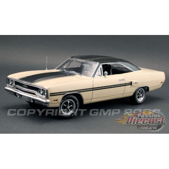 1970 Plymouth GTX Gator Grain top Beige GMP 1/18  1803119 Passion Diecast
