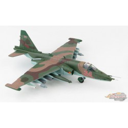 Sukhoi Su-25SM Frogfoot Russian Air Force, Red 24, Latakia AB  Hobby Master 1/72 HA6101  Passion Diecast