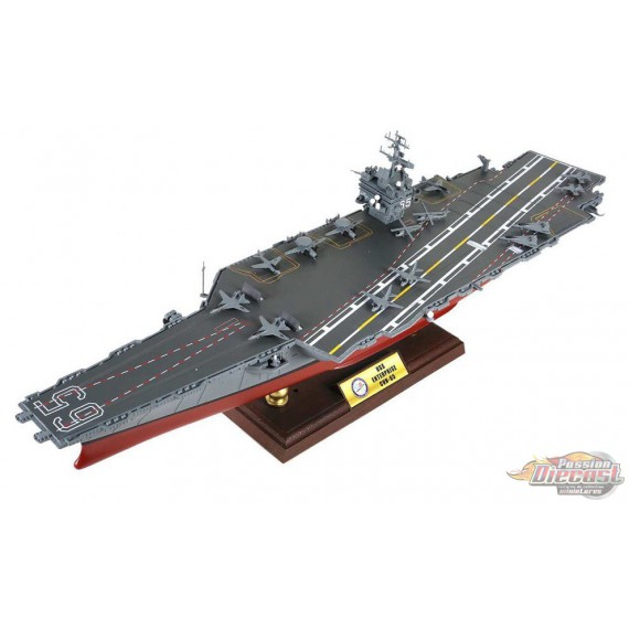 U.S.S. Enterprise Aircraft Carrier - CVN-65  1:700 Forces of Valor 861007A Passion Diecast