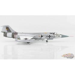 Lockheed F-104G Starfighter Luftwaffe JG 71 Richthofen Hobby Master 1/72  HA1043 Passion Diecast