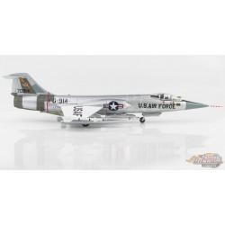 Lockheed F-104G StarfighterUSAF 435th TFS, no57-0914, Udorn RTAFB, Thailand, 1966 Hobby Master 1/72  HA1044 Passion Diecast