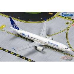 Copa Boeing 737 MAX 9 HP-9901CMP  Gemini Jets 1/400  GJCMP1820 Passion Diecast