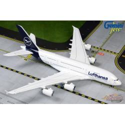 Lufthansa New Livery Airbus A380 Gemini 1/400  GJDLH1842  Passion Diecast