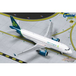 Aer Lingus New Livery Airbus A320 EI-CVA Gemini 1/400  GJEIN1852   Passion diecast