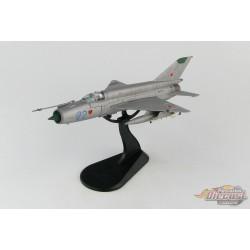Mikoyan-Gurevich MiG-21SMT Fishbed Soviet Air Force Training, Blue 22, Krasnodar AB, USSR  Hobby Master HA0195  Passion Diecast
