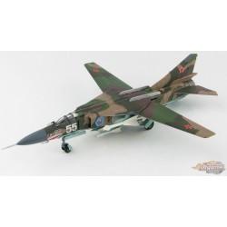 Mikoyan-Gurevich MiG-23 MF Flogger-K, Russian Air Force 120th IAP, White 105 Afghanistan, 1989 Hobby Master 1/72  HA5309
