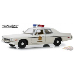 1975 Dodge Monaco - Hazzard County Sheriff  Greenlight 1/24 84094  Passion Diecast