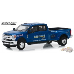 2019 Ford F-350 Dually - Bigfoot no1  Monster Truck  Dually Drivers Series 2,   1-64  greenlight 46020 E  Passion Diecast