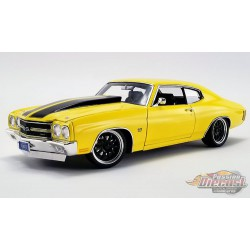 CHEVROLET CHEVELLE 1970  - STREET FIGHTER ACME 1/18 A1805515 Passion Diecast
