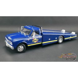 1967 Chevrolet C-30 Ramp Truck Sunoco Racing   ACME 1/18 A1801701 Passion Diecast