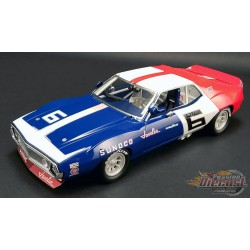 1971 AMC Javelin - Mark Donohue no 6 – 1971 Trans Am Champion   Real Art Replicas 1/18  RAR18005  Passion Diecast