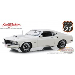1969 Ford Mustang BOSS 429 Barrett-Jackson Scottsdale 2018 -  (Lot 1410)  1/18 HWY 61  18018  Passion Diecast
