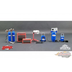 Binford Home Improvement (TV Series) - Shop Tool Set 1/18 GMP 18938  Passion Diecast