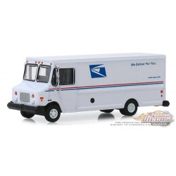 United States Post Office (USPS) - 2019 Mail Delivery Vehicle - H.D. Trucks  17  1/64 Greenlight 33170 B Passion Diecast
