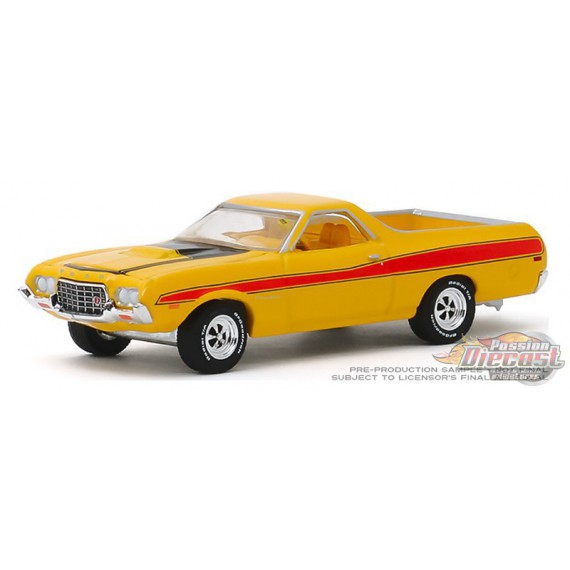 1972 Ford Ranchero GT   Mecum Auctions Series 4, 1-64 greenlight 37190 D  Passion Diecast