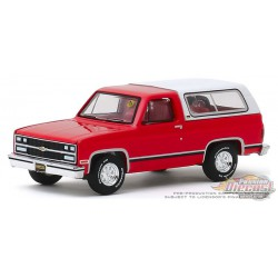 1991 Chevrolet K5 Blazer   Mecum Auctions Series 4, 1-64 greenlight 37190 E Passion Diecast