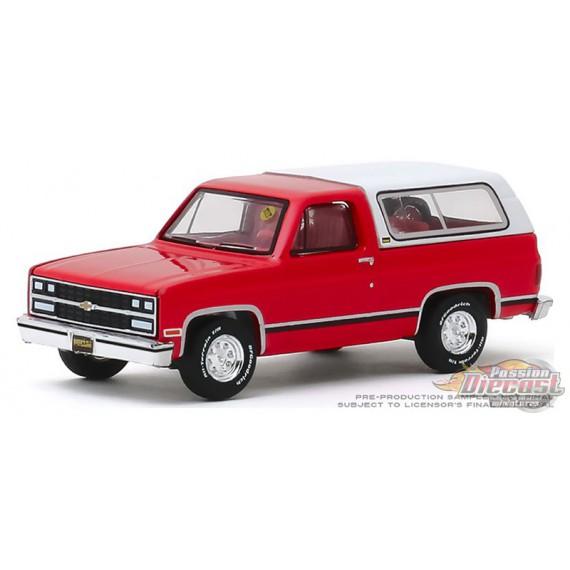 1991 Chevrolet K5 Blazer   Mecum Auctions Series 4, 1-64 greenlight 37190 E Passion Diecast