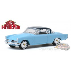 1953 Studebaker Commander Starliner - Home Improvement TV Series - Hollywood Series 26 - 1-64 Greenlight 44860 D Passion Diecas