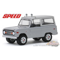 1970 Ford Bronco - Speed - Hollywood Series 26 - 1-64 Greenlight 44860 E Passion Diecast