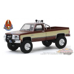Fall Guy Stuntman Association - 1982 GMC K-2500  Hollywood Series 26 Greenlight  44860 F