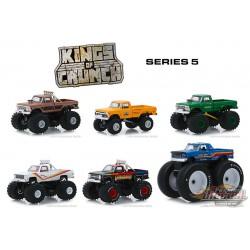 Kings of Crunch Series 5 -  Assortment  1-64 greenlight 49050