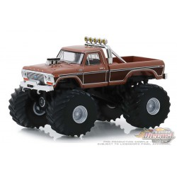 BFT - 1978 Ford F-350 Monster Truck - Kings of Crunch Series 5 - 1-64 greenlight 49050 A Passion Diecast